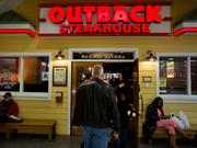 No. 90: Bloomin' Brands - Based in Tampa, Fla., it has 6 Dayton-area stores with total 2012 U.S. retail sales of $3.9 billion, a 3.7 percent growth.