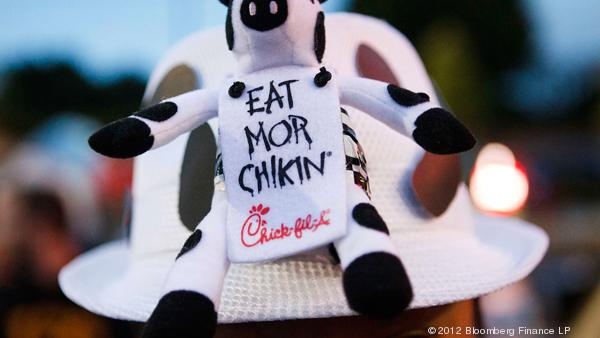 Chick-fil-A is expanding in the Bay Area.