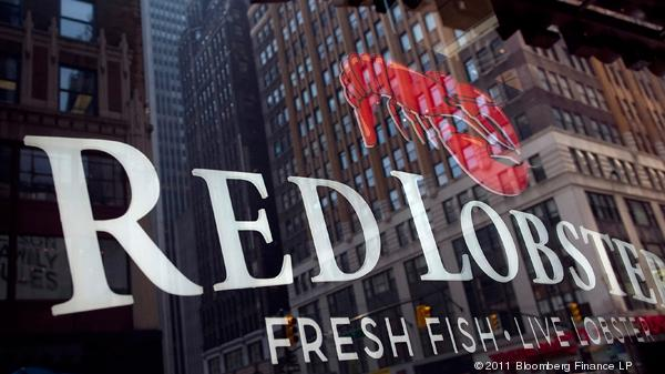 Officials with Darden Restaurants filed documents with the U.S. Securities & Exchange Commission on Monday for a spinoff of the Red Lobster seafood chain.