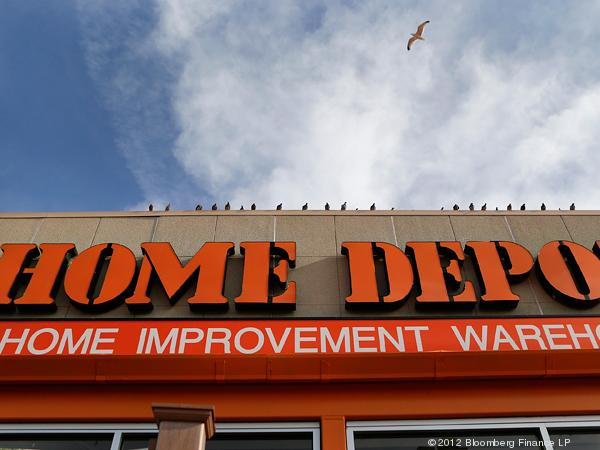 Home Depot is hiring the busy spring season.