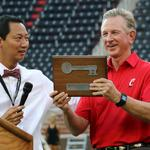 Here's where UC Coach <strong>Tuberville</strong>'s pay ranks