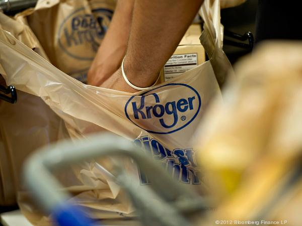 An affiliate of Cincinnati-based Kroger Co. bought a Kmart-anchored shopping center on Dixie Highway in Erlanger, just down the road from an existing Kroger store.