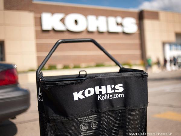 Kohl's was the second-favorite fashion retailer in a recent consultant study.