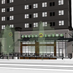 Fresh Thyme will join 15-story development near U of M