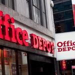 Office Depot to close 400 stores, reports first-quarter loss