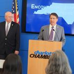 McCrory says ride-share law 'encourages competition, innovation'