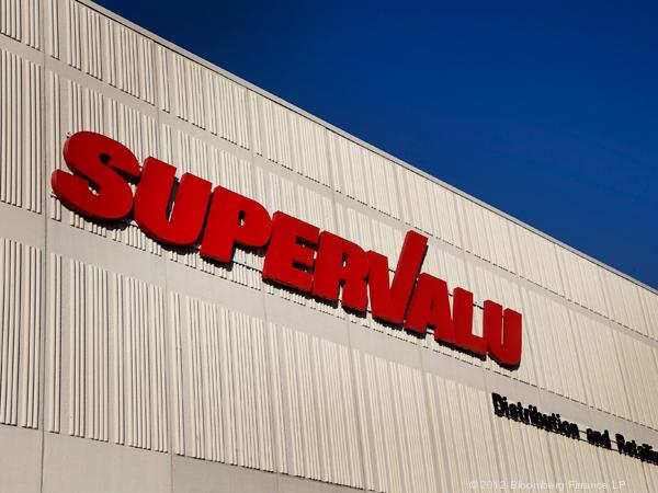 Supervalu sold off several of its grocery chains in January