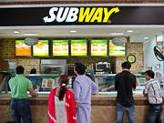 No. 32: Subway - Based in Milford, Conn., it has more than 50 Dayton-area stores with total 2012 U.S. retail sales of $12.2 billion, a 9.2 percent growth.