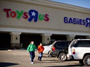 """No. 52: Toys """"R"""" Us - Based in Wayne, N.J., it has 4 Dayton-area stores with total 2012 U.S. retail sales of $8 billion, a -3.3 percent decline."""