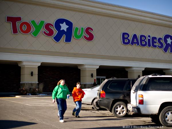 """Toys """"R"""" Us - Based in Wayne, N.J., says it will be loading up on seasonal employees for the holidays."""