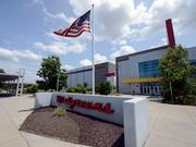 No. 6: Walgreen - Based in Deerfield, Ill., it has 28 Dayton-area stores with total 2012 U.S. retail sales of $65 billion, a -1.2 percent decline.