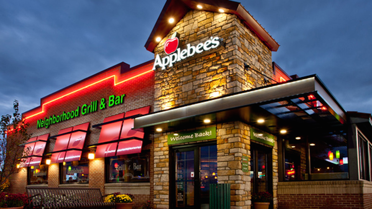 Image result for Applebee's