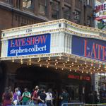 It's <strong>Stephen</strong> <strong>Colbert</strong> day at the Ed Sullivan Theater