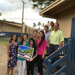 Hawaii students team up with businesses and nonprofit to cool classrooms