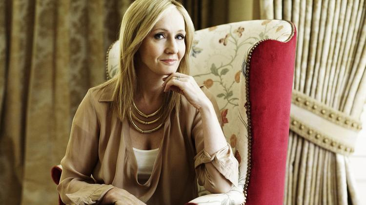 J. K. Rowling, who overcame several obstacles to become the billionaire author of the Harry Potter series of books.