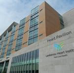Who made Healthgrades' list of local five-star hospitals?