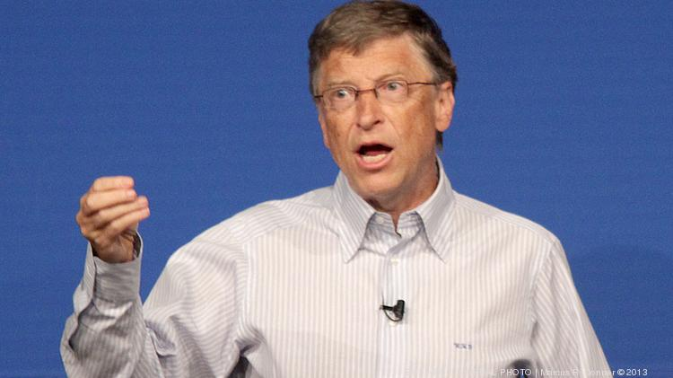 Bill Gates, Warren Buffett and hotel mogul Sheldon Adelson want Congress to get moving on immigration reform.