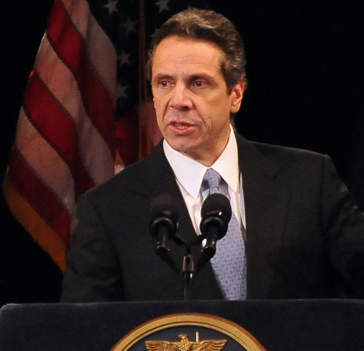 Gov. Andrew Cuomo has scheduled a number of press conferences around the state to gain support for the tax-free zones.