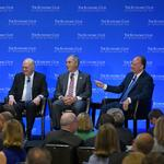 Washington university presidents: Region's economy 'at an inflection point' (Video)