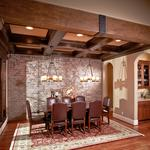 Houston custom homebuilder gets creative with ceiling treatments