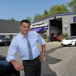 Colonie collision center expanding in competitive market
