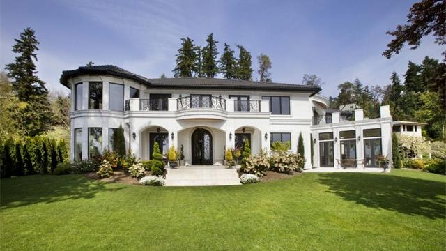 Seahawks Quarterback Russell Wilson Buys 67 Million Meydenbauer Bay Mansion From Former Microsoft Manager