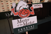 The winner of the Country Chef Challenge holds the Master of the Market title for a year.