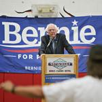 Sanders to rally Thursday in Pittsburgh