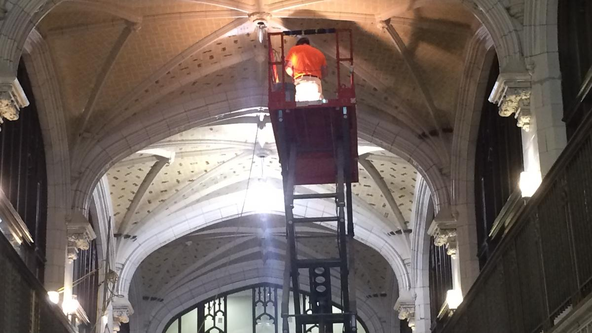 An Inside Look At The 118 Million Renovation Of The Arcade
