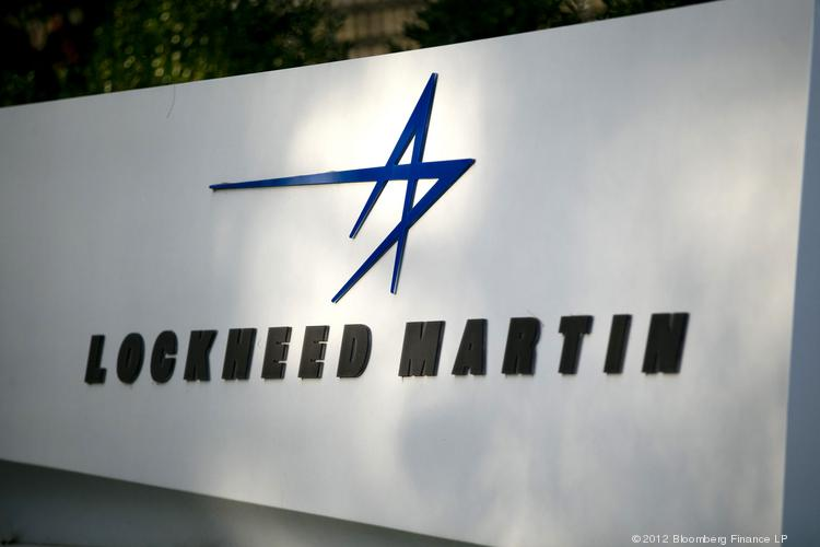 File photo: A sign for Lockheed Martin Corp. stands outside the company's headquarters in Bethesda, Maryland, U.S., on Friday, Nov. 16, 2012.