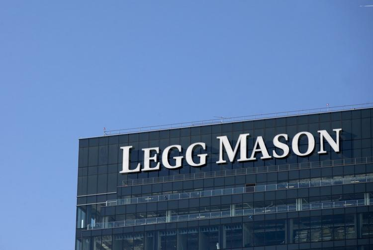 Legg Mason swung to a first-quarter profit of nearly $48 million.