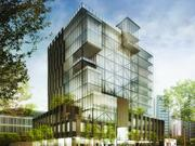 The 9th and Thomas project soon will start construction. It was designed by architect Tom Kundig to have a different configuration for each floor.