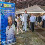 Goodwill Industries names community partners, shows off construction progress at new facility (PHOTOS)