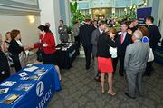 Attendees of the annual CFO of the Year awards luncheon at the Crystal Tea Room in Philadelphia.