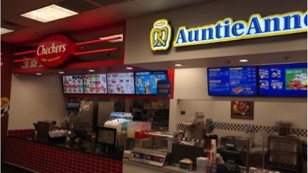checkers auntie anne s coming to orlando area walmart stores orlando business journal. Black Bedroom Furniture Sets. Home Design Ideas