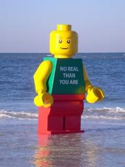 The Lego man as he appeared on the Sarasota County Sheriff's Office website