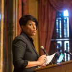 Reactions: Stephanie Rawlings-Blake faces challenges, has chance to define legacy