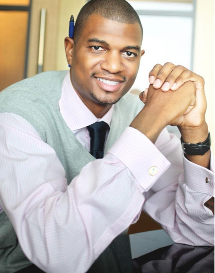 Jonathan Bender, former NBA player, uses the same skills on the court and off, running his business.