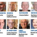 From the editor: Are there really only 11 men who are the best leaders in our diverse state?