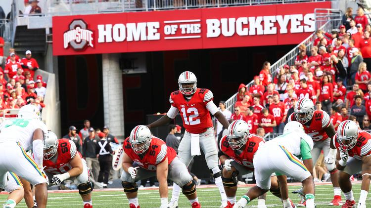 618d475680e Ohio State has introduced proposed pricing for 2016 home football games.