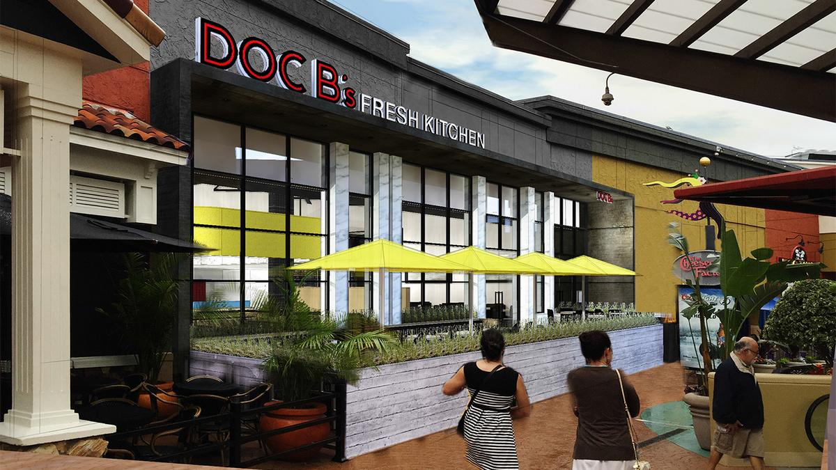 Doc B\'s Fresh Kitchen is coming to International Plaza - Tampa Bay ...