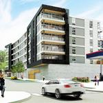 Prospect Avenue parking lot to be redeveloped into six-story apartment building