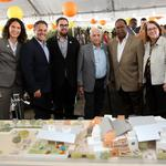 Frank Gehry to design children's center in Watts