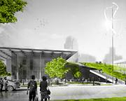 CATEGORY: Unbuilt: On the Boards PROJECT: One-Forty FIRM: Perkins+Will ARCHITECTURAL DESIGN TEAM: Perkins+Will