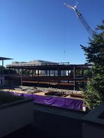 Campus Center construction moves into second phase