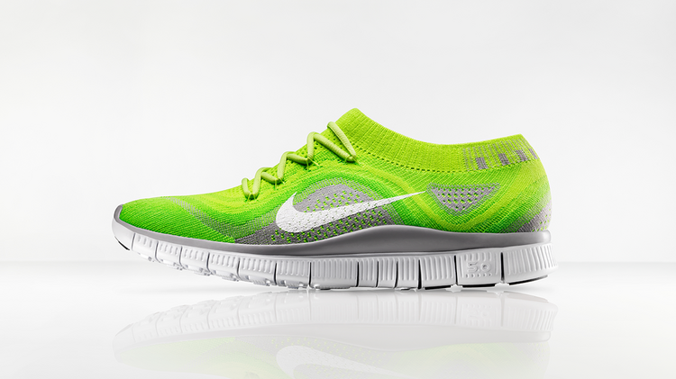 4ba731fb9da5 Nike unveiled Free Flyknit exactly one year ago. The shoes have sold well