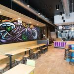 ​Taco Bell launches new 'urban' cantina concept
