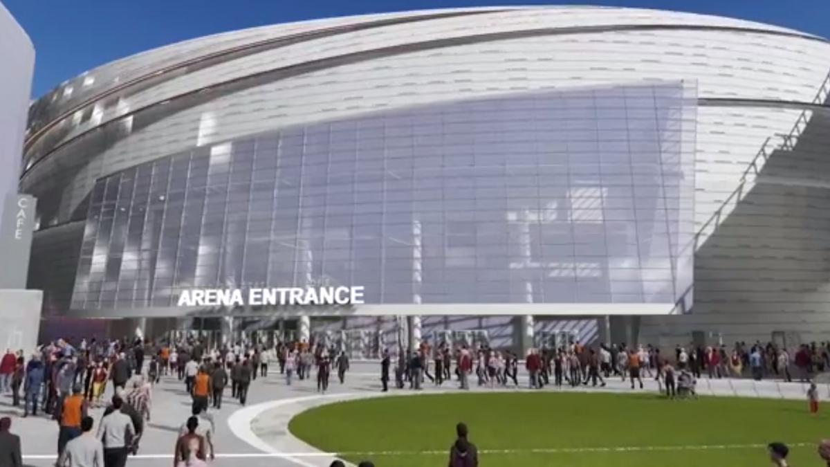 New Golden State Warriors Chase Center Deal With Accenture