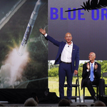 Amazon's Jeff Bezos unveils his vision for space