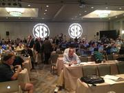 More than 1,000 media members requested credentials for this year's event.